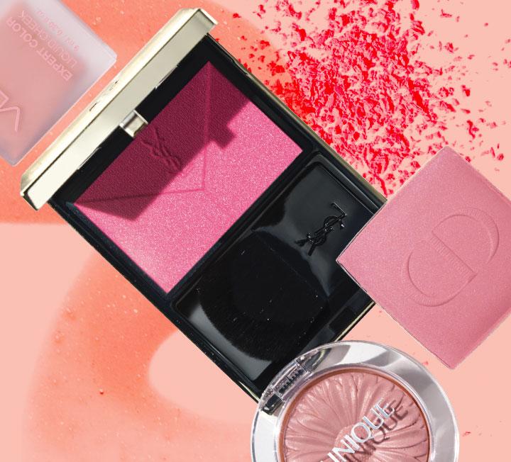 최고의 핑크 블러셔는? #2
