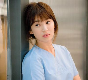한결같이 예쁜 송혜교, 비결이 뭘까?