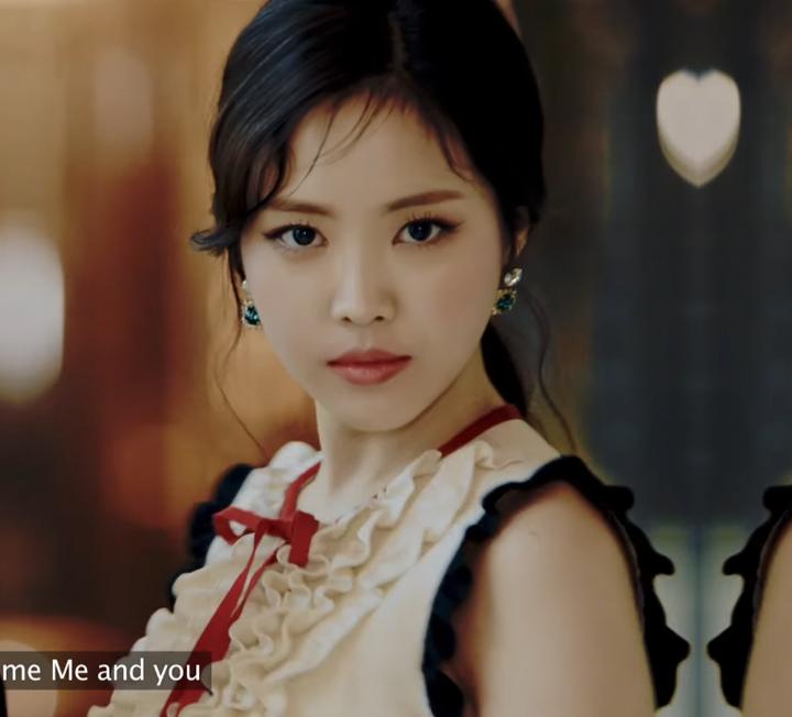 '손나' 예뻐지는 메이크업은 이렇게!