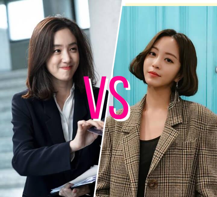 [주간뷰TV] 드라마 여신, 정려원 VS 한예슬
