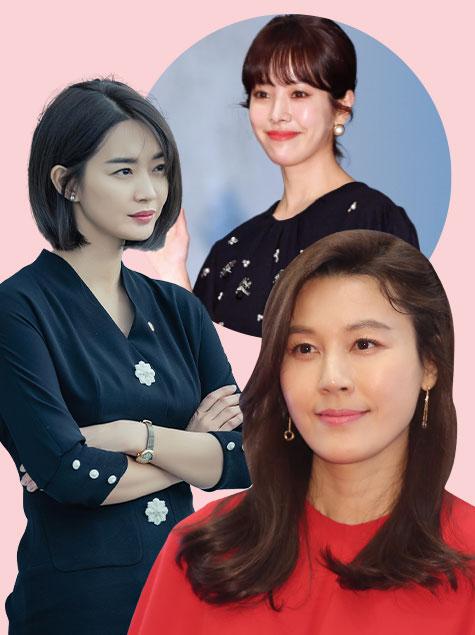 한지민, 신민아, 김하늘 미모 삼대장 여배우