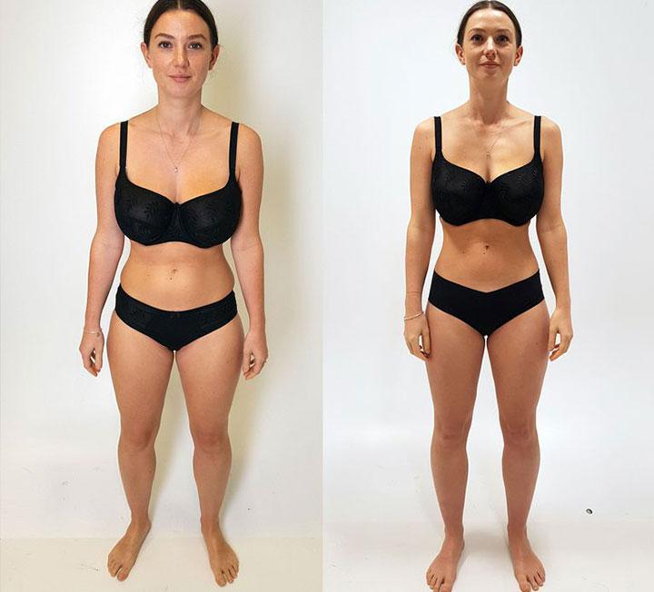 8주만에 체지방 7%를 줄이는 방법, F45