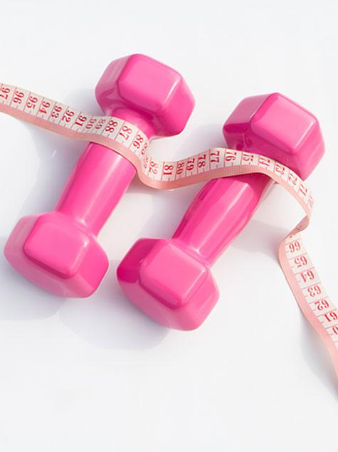 다이어트, 목표를 잡지마!