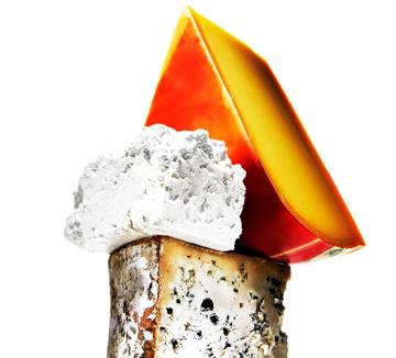 치즈를 더 건강하게 즐기는 방법