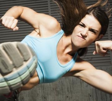 화났을 때 운동하면 안된다?