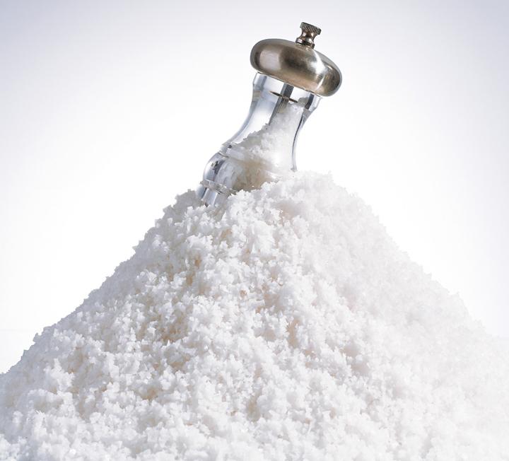 의외로 나트륨 함량이 높은 고염식품들
