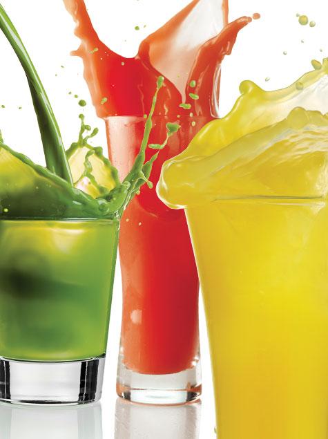 쉽게 만들어 한 잔에 털어넣는 에너지 드링크 5