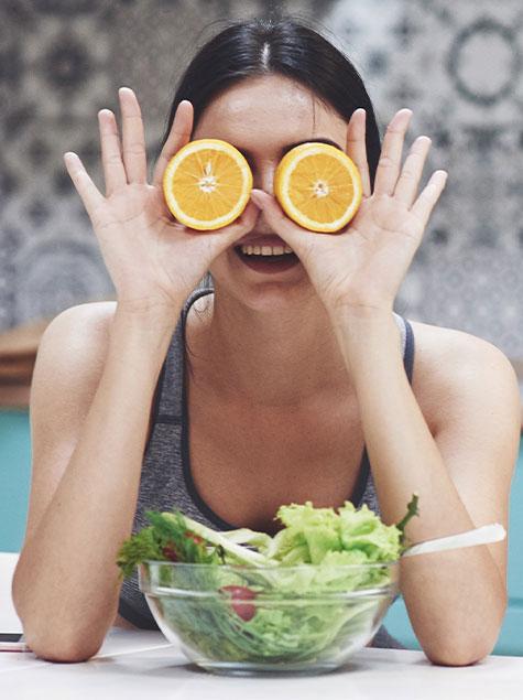 CLEAN EATING #3 건강한 비건식의 조건