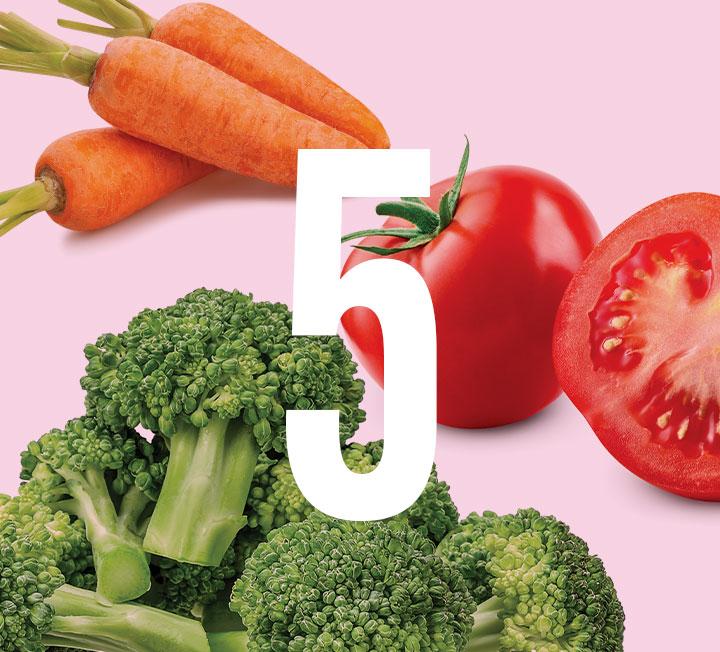 익혀 먹으면 더 좋은 채소 5