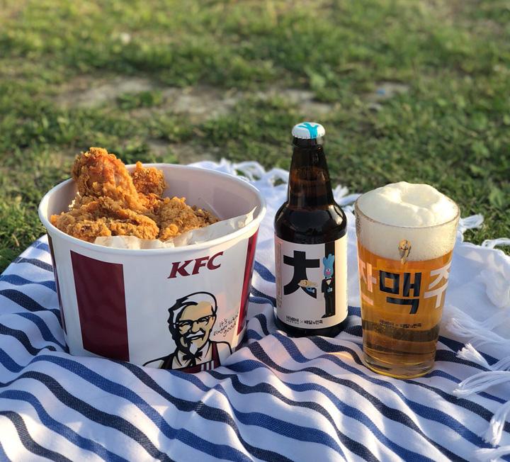#먹은만큼빼자 치믈리에 군단이 만든 맥주