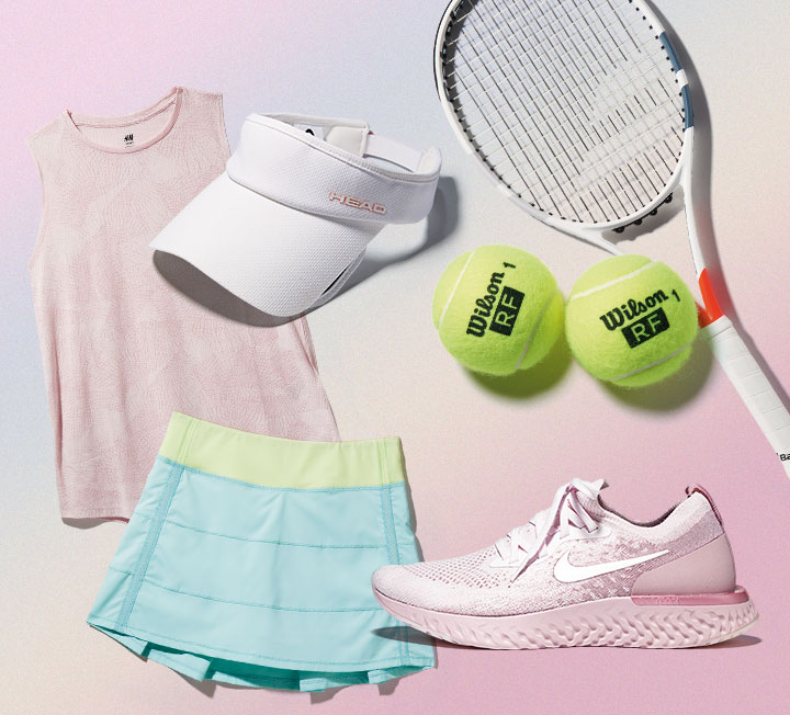 테니스 요정을 꿈꾼다면!