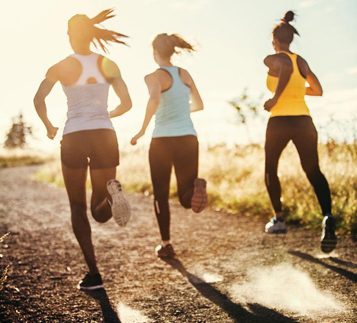 살이 더 빠지는 계절별 운동법