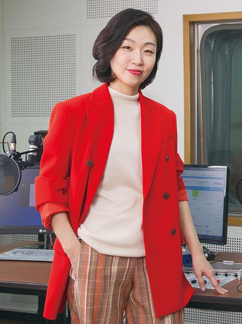 뉴스 읽어주는 여자, CBS 김현정