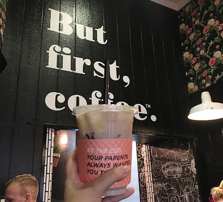 LA힙스터들이 가는 카페