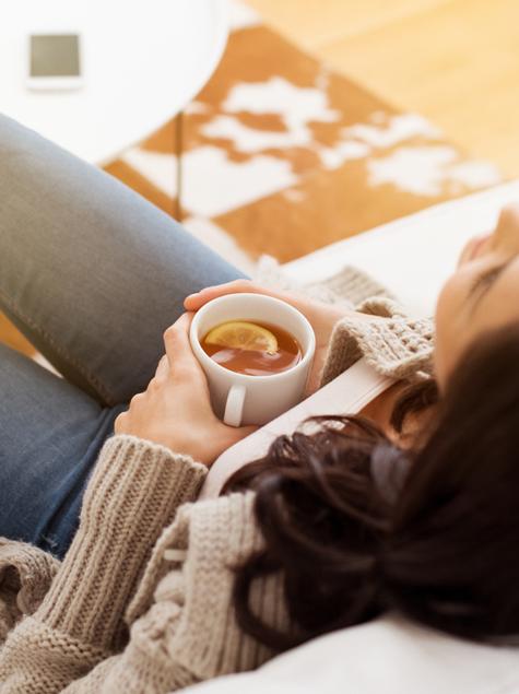 커피 그만! 차 한잔 하실래요?