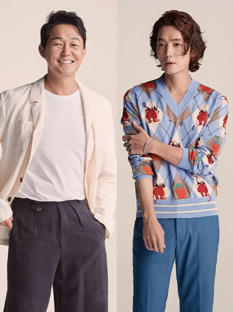 박성웅과 정경호의 역대급 최강 케미