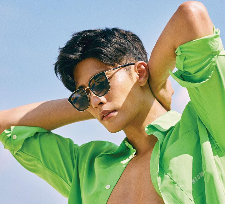 청량미 넘치는 여름남자, 성훈
