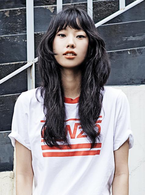 모델 박희정의 하루