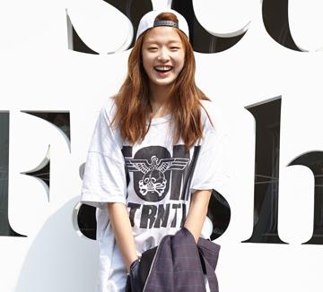 <2014 서울 패션 위크> 스트리트 패션왕은 바로 나!