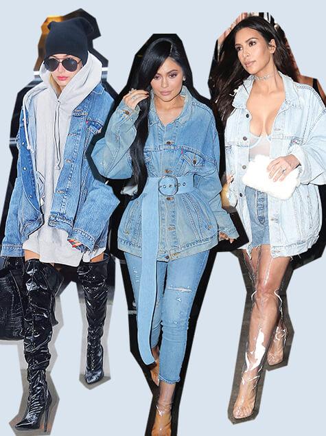 데님 재킷 이렇게 입어 봐!