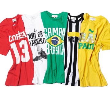 <Style Clip> 월드컵을 스타일로 즐기려면?