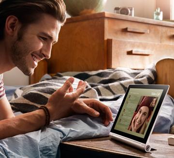 태블릿PC 딱 하나만 고르라면? 레노버 요가 태블릿 VS 애플 아이패드 미니
