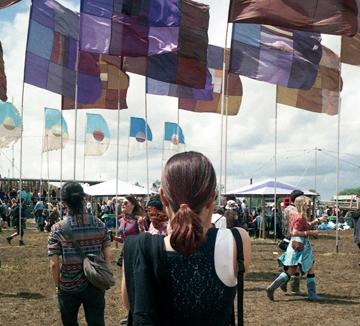 세계최대 음악 페스티벌 영국 '글래스톤베리'