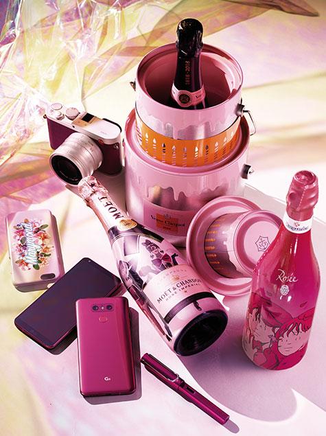 '핑크 덕후' 드루와~!