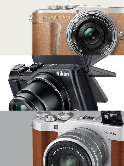 셀피를 위한 카메라