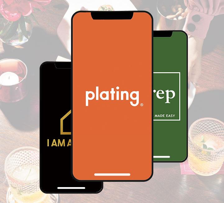 #요알못을 위한 파티 음식 배달 앱