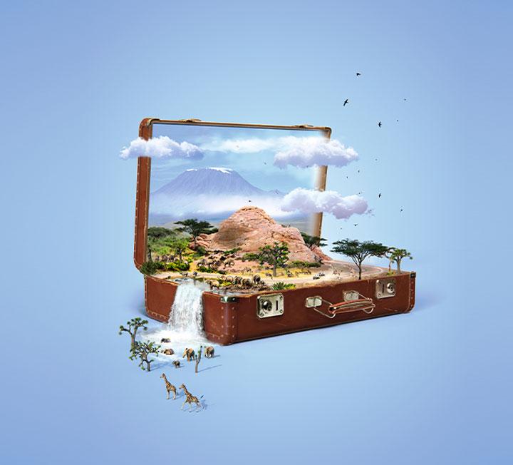 핵인싸의 여행법 #1