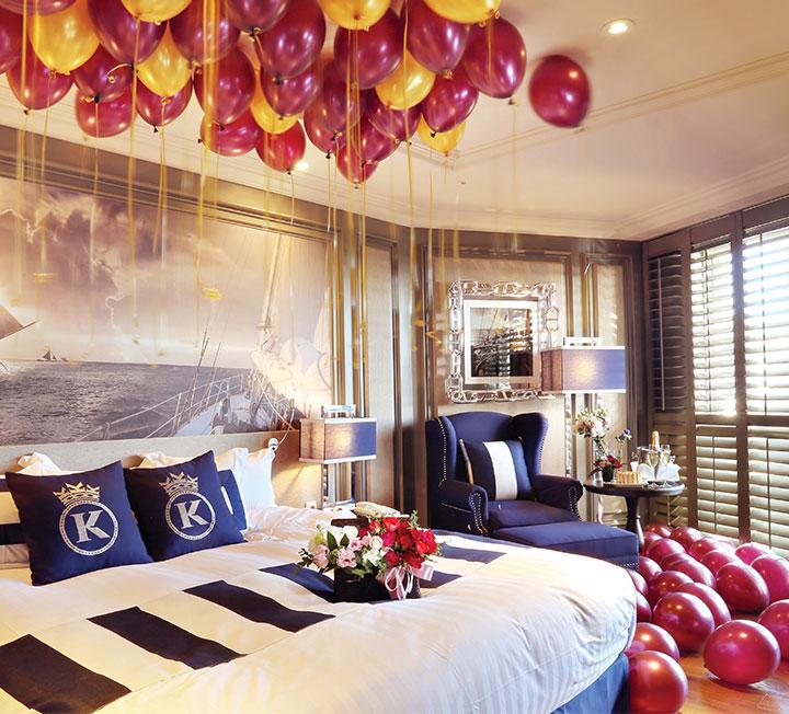 화이트 데이를 위한 로맨틱 호텔 3