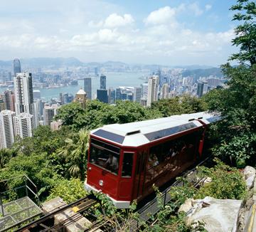 홍콩을 즐기는 10가지 방법, 홍콩 버킷 리스트