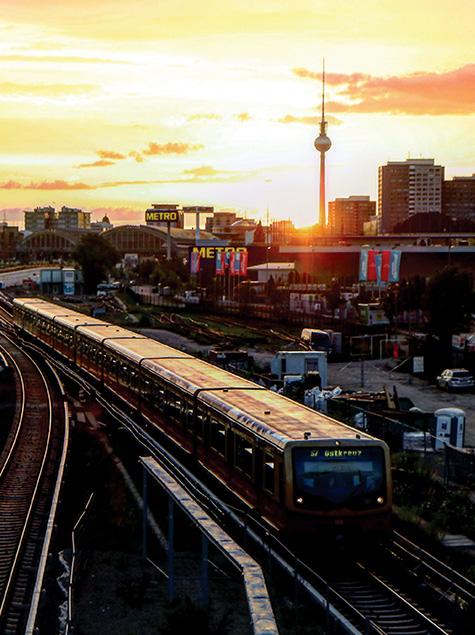 삶이 여행이라면? : 베를린