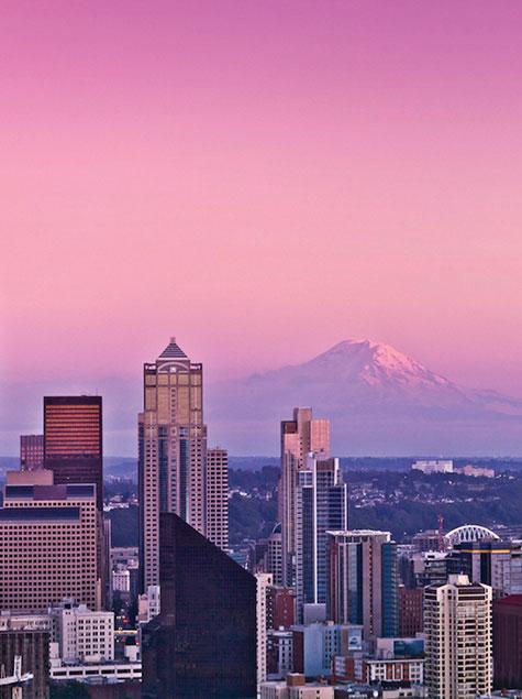 휘게의 도시, 시애틀