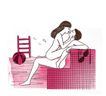 Hot-tub Hug