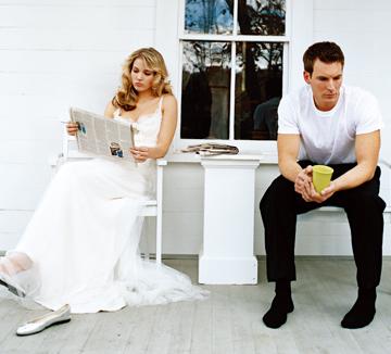 결혼 앞둔 남녀의 고민, 이렇게 달라