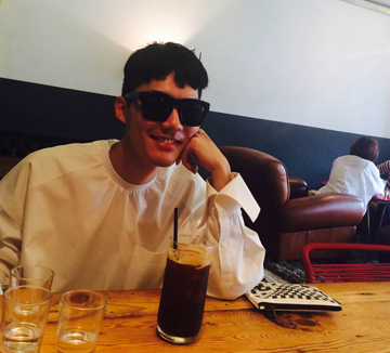 훈남, 여기 있습니다! - 코스모 소개팅 프로젝트 7탄 <패션 스타일리스트 문승희>