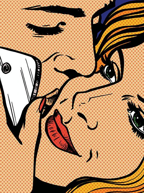 데이팅 앱으로 커플되고 싶니?