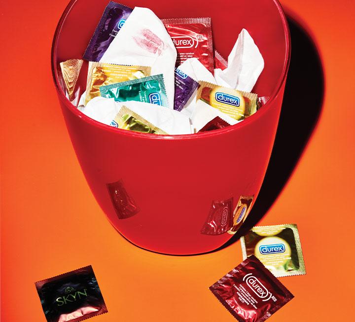 콘돔의 중요성을 아직도 모른다고?
