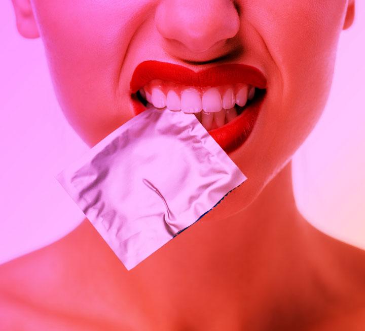 콘돔에 관한 사실 5