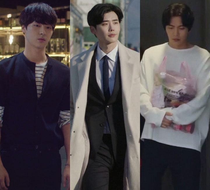 드라마 남주 남친 룩 최고봉은?