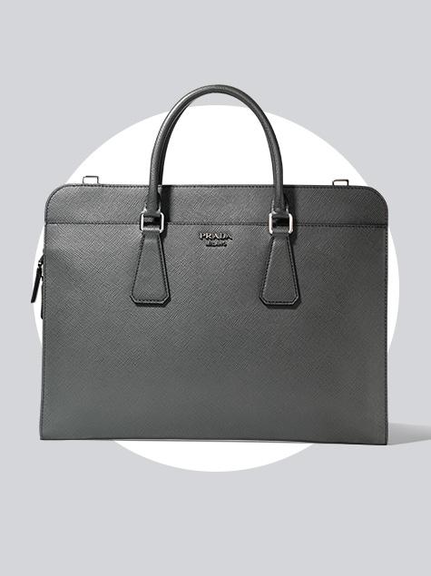 슈트에는 이 가방 어때?