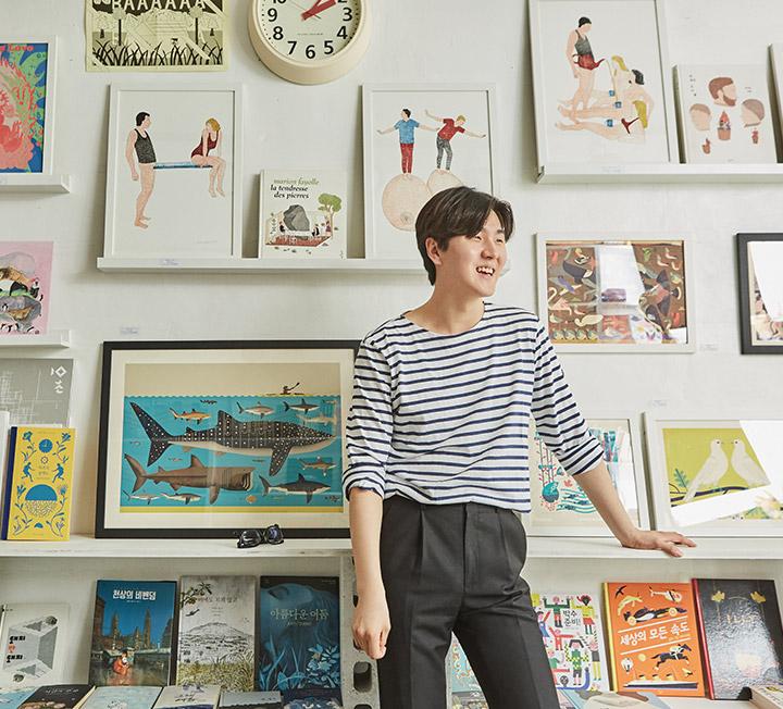 서울의 그림책방, 베로니카 이펙트