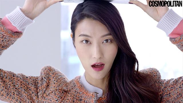 샤넬과 함께하는 모델 박지혜의 뷰티풀 데이