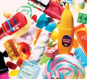 캔디야, 화장품이야? 사탕 가게 앞 소녀처럼 갖고 싶어 발을 동동 구르게 만드는 귀욤템.
