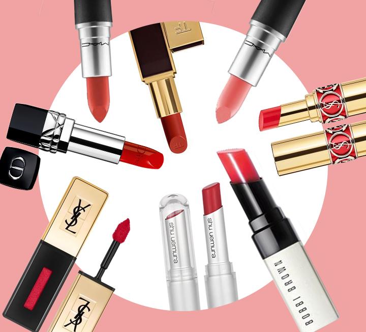 이번 시즌 어떤 립스틱이 가장 많은 초이스를 받았을까? 면세점 립스틱 판매 순위로 알아보자.