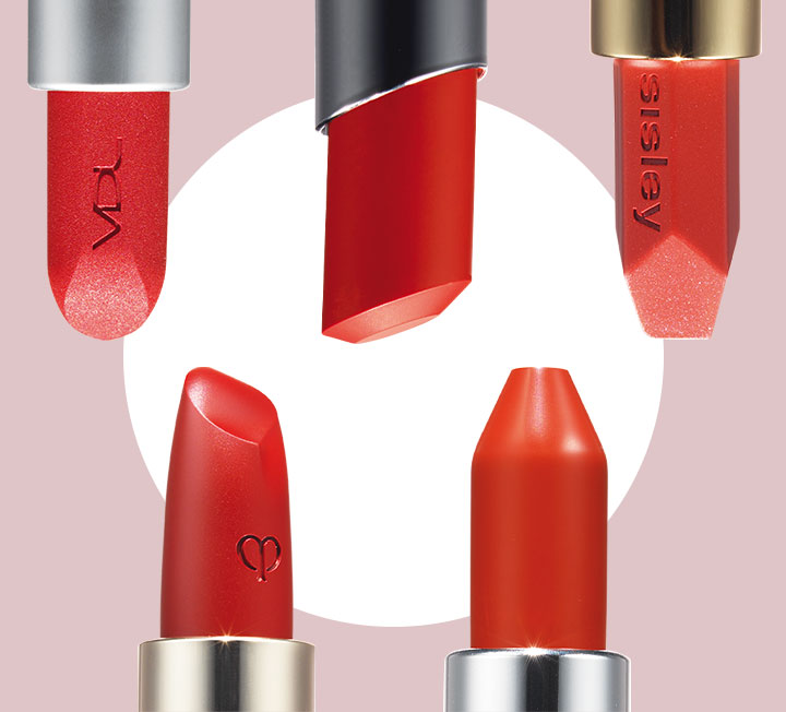 립스틱 각의 모양에 따라 바르는 느낌도 천차만별! ::뷰티, 립스틱, 립제품, 립스틱모양, 뷰티아이템, 코스모폴리탄, COSMOPOLITAN