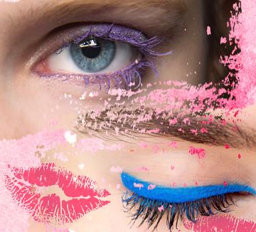 #서머_메이크업이 고민된다면 팔로팔로미~. 4대 컬렉션의 백스테이지에서 좋은 예만 엄선해 라이트부터 딥까지 나열했으니 원하는 스타일로 골라잡기만 하면 된다!::메이크업, 서머, 여름, 뷰티팁, 뷰티, 화장, 립, 아이, 아이섀도우, 아이라이너, 립 컬러, 컬러, 코스모폴리탄, COSMOPOLITAN