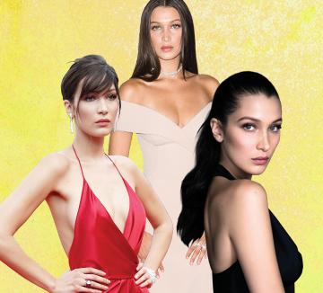 얼마 전 디올 메이크업 앰버서더 자리를 꿰차면서 패션&뷰티 업계에서 가장 핫한 모델로 떠오르고 있는 벨라 하디드. 이젠 '지지'보다 '벨라'다.::벨라 하디드, 지지 하디드, 뷰티, 셀럽, 뷰티팁, 모델, 하디드, 코스모폴리탄, COSMOPOLITAN